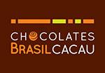 Logo Franquia Chocolates Brasil Cacau